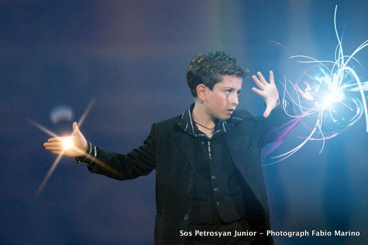 Sos Petrosyan Junior