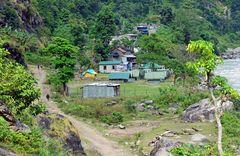 Soti Khola liegt in der Manaslu-Region