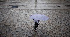 Sotto l'ombrello..............................