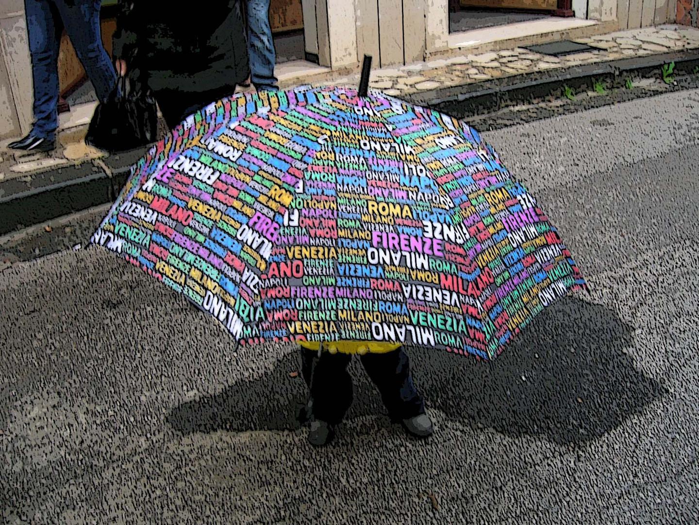 Sotto l'ombrello