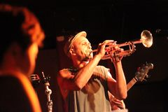 SOUL Stuttgart KISTE Trompeter Felix Thomas -