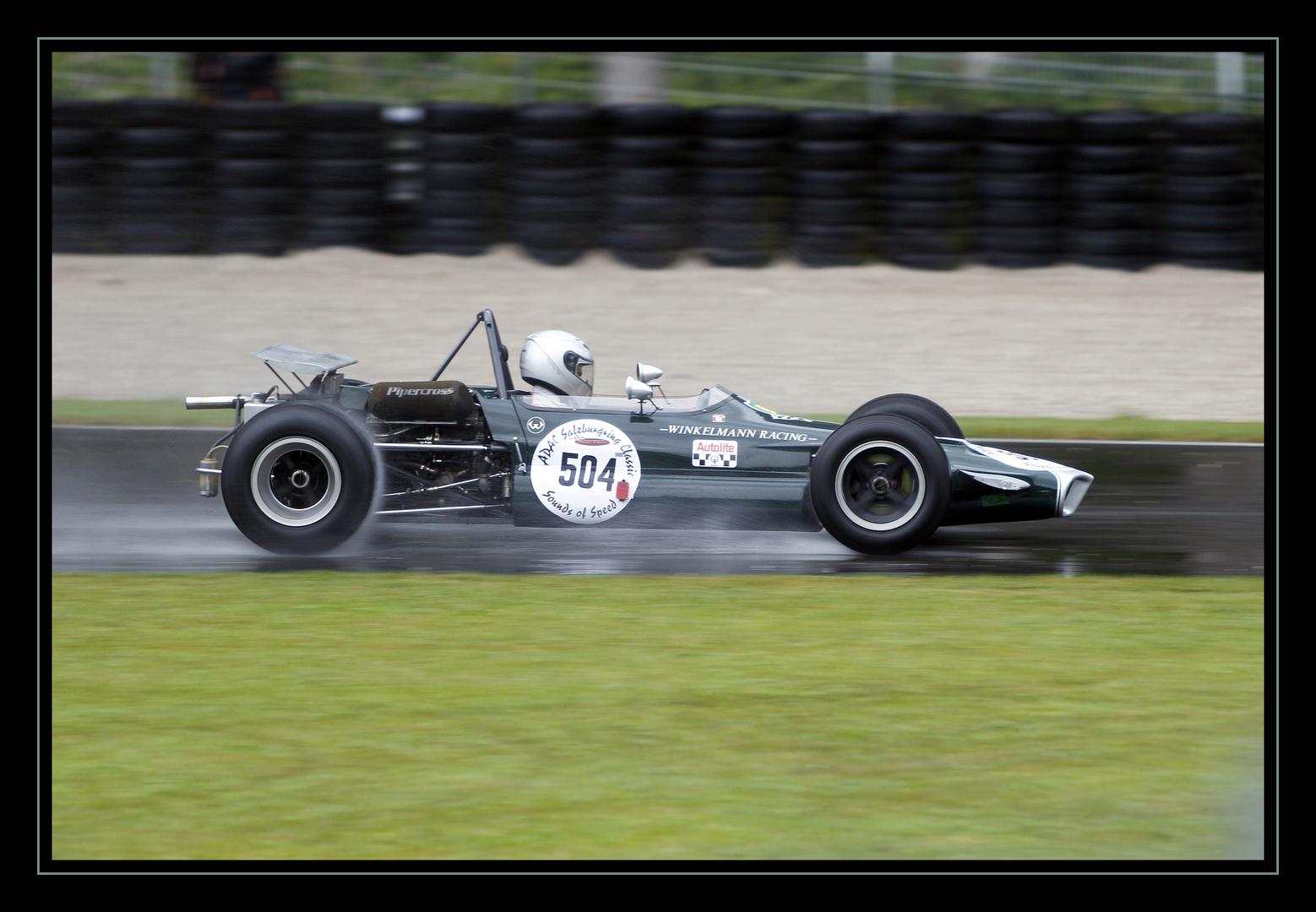 Sound of Speed 2011 im Regen