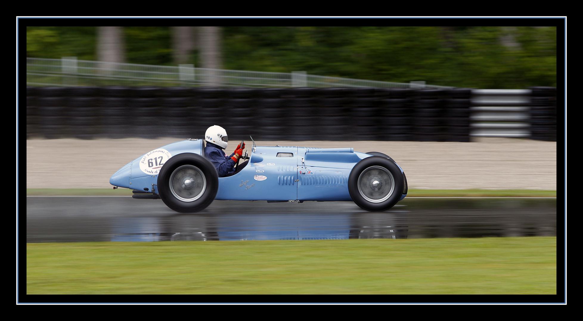Sound of Speed 2011 noch immer Regen