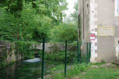 source d'Eure, Uzès, Gard