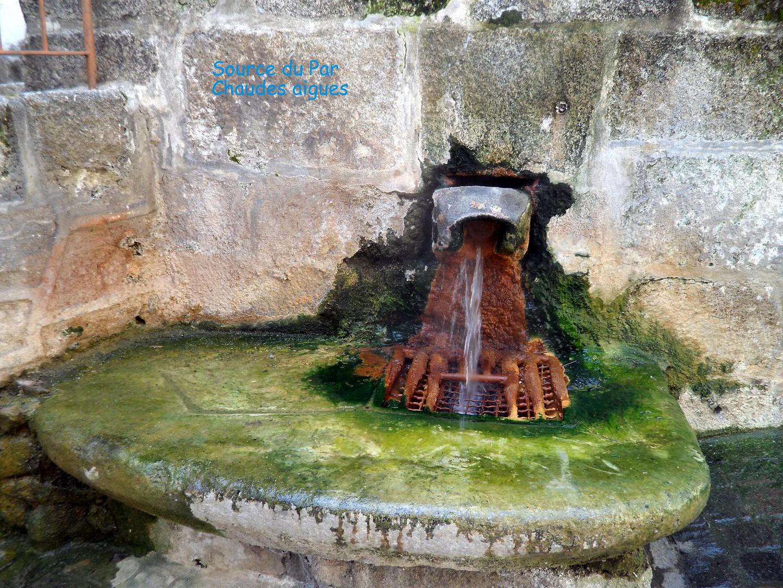 Source du Par à Chaudes Aigues