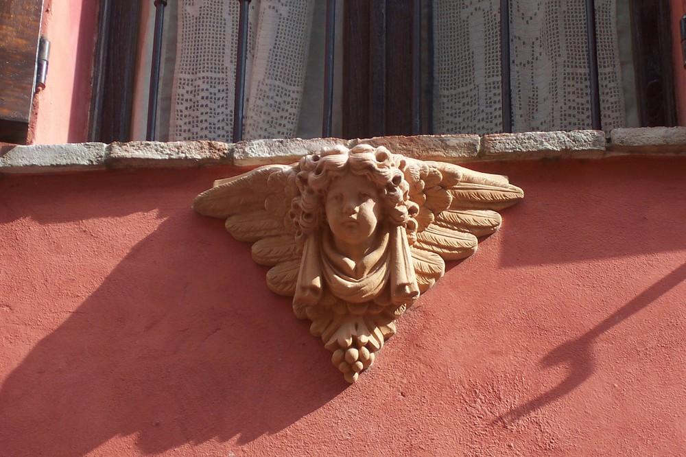 Sous la protection d'un ange