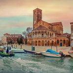 Sous les ponts de Murano passent les bateaux...