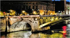 Sous les ponts de Paris...
