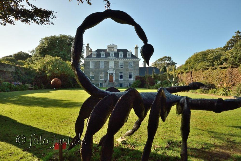 Sousmarez Manor Guernsey