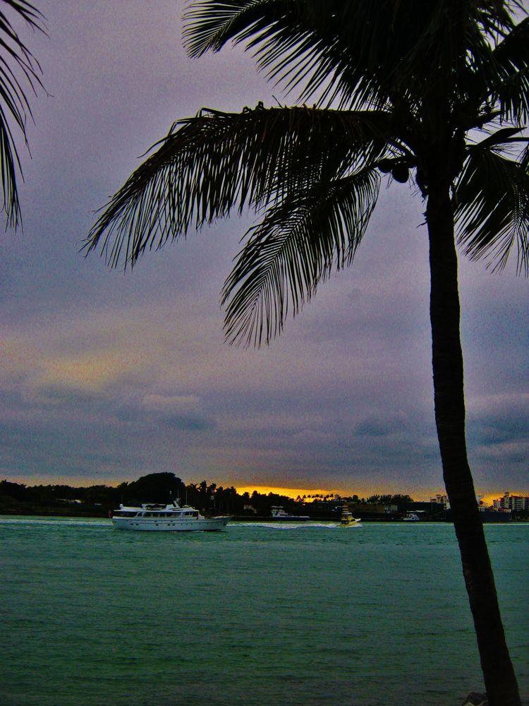 South Beach Sailing by Mikhail Adam Motala