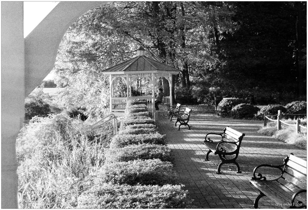 South River Overlook, Autumn - Quiet Waters Park