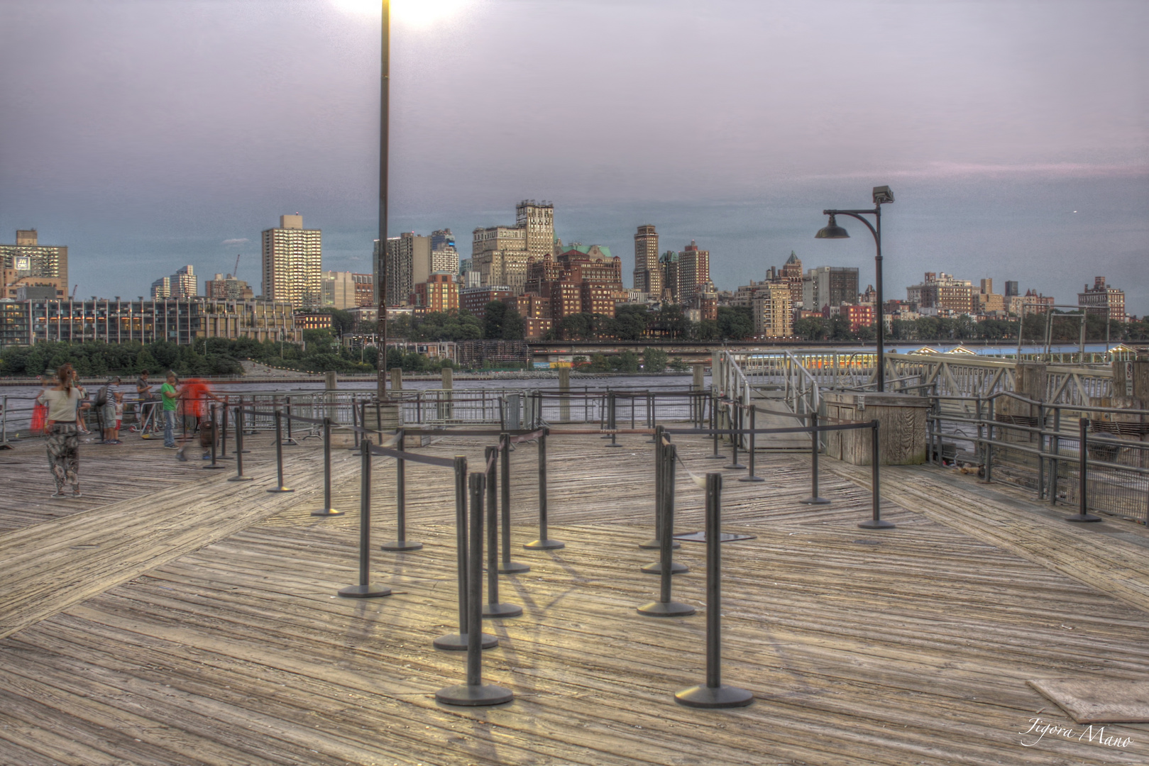 South Street Seaport Manhattan.