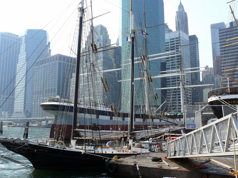 South Street Seaport NY