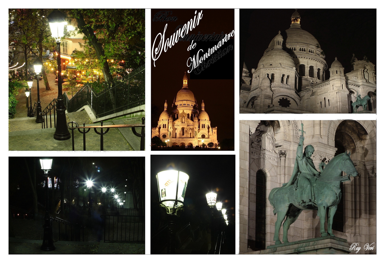 Souvenir de Montmartre