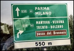 Souvenir  d`Italia...jeudi vert:-))