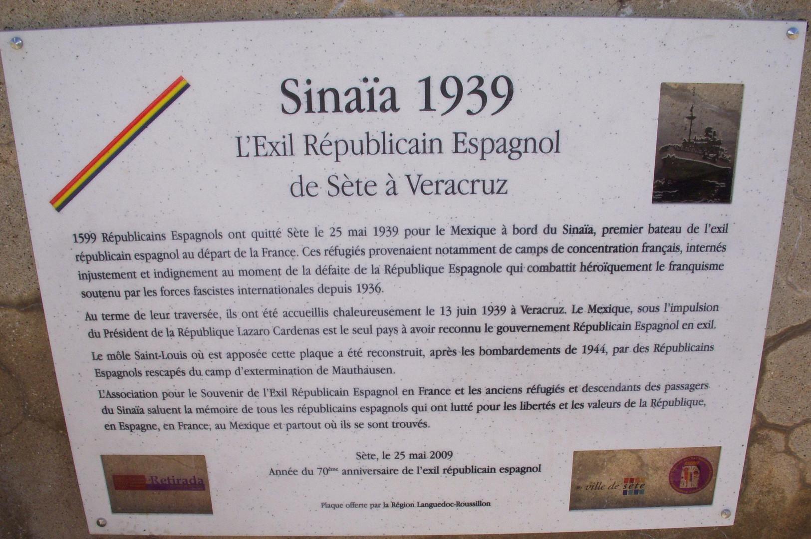 Souvenir d'un républicain espagnol