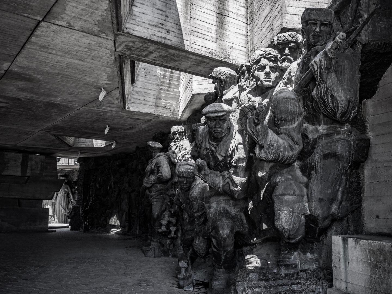 Soviet Denkmal in Kiev
