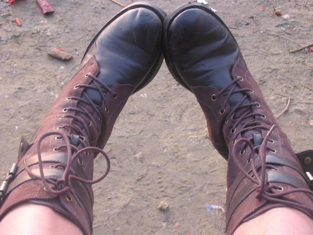 * Soweit die Füße tragen *