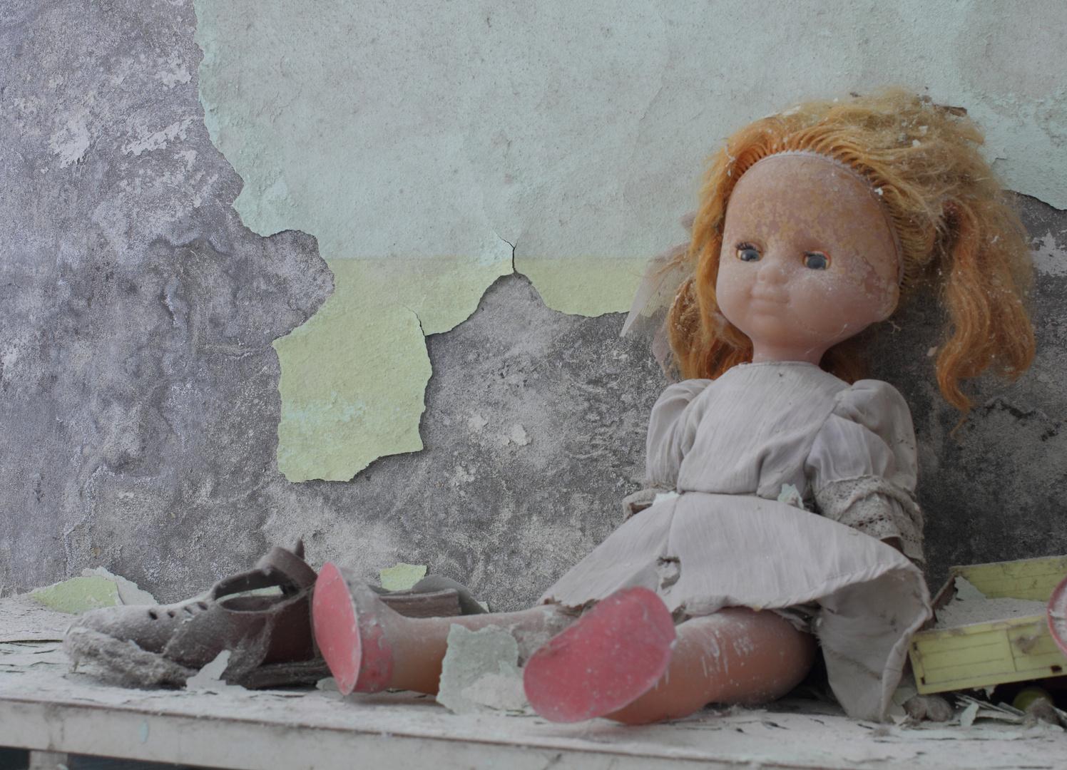 sowjetische Puppe