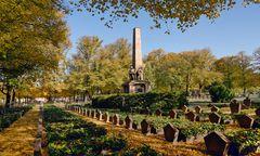 Sowjetischer Ehrenfriedhof in Potsdam