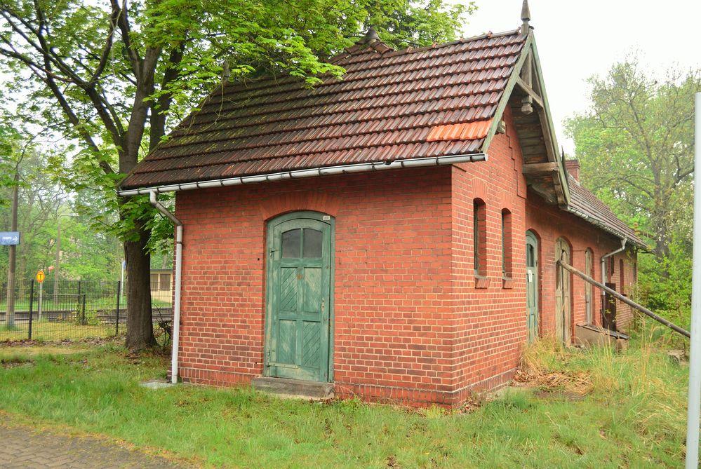 Sozialanbau des Bf Klasdorf