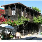 Sozopol Houses in Bulgaria - 2006.a1