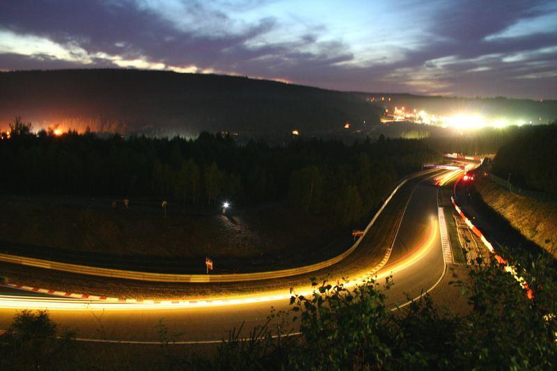 Spa nightview