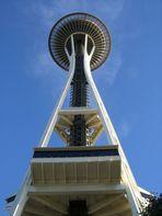 Space Needle in Seattle, Washington