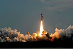 Space Shuttle STS 120 mission launch