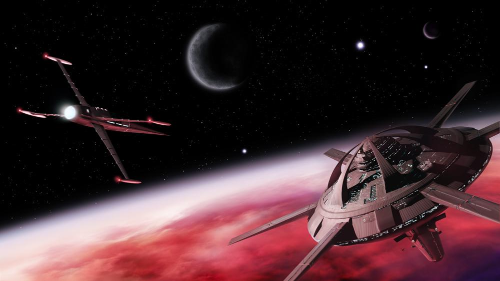 Space Station -- Orbix M1