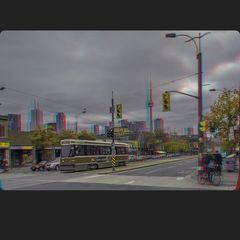 Spadina Avenue 3-D