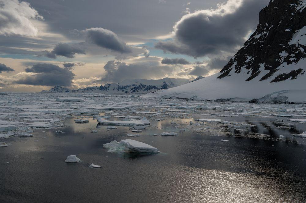Spätes Licht in der Antarktis  DSC_0595