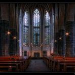 Spätgotische Pfarrkirche St. Remigius aus dem 15. Jh. Viersen
