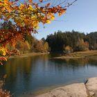 Spätherbst am Chapfensee