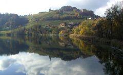 Spätherbst am Rhein...