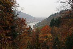 Spätherbst über Heidelberg