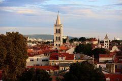 Spätnachmittag in Zadar