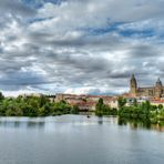 Spätsommertag. Salamanca.