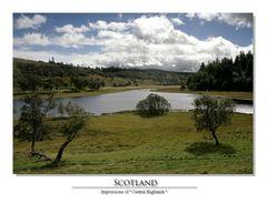Spätsommertage in Schottland