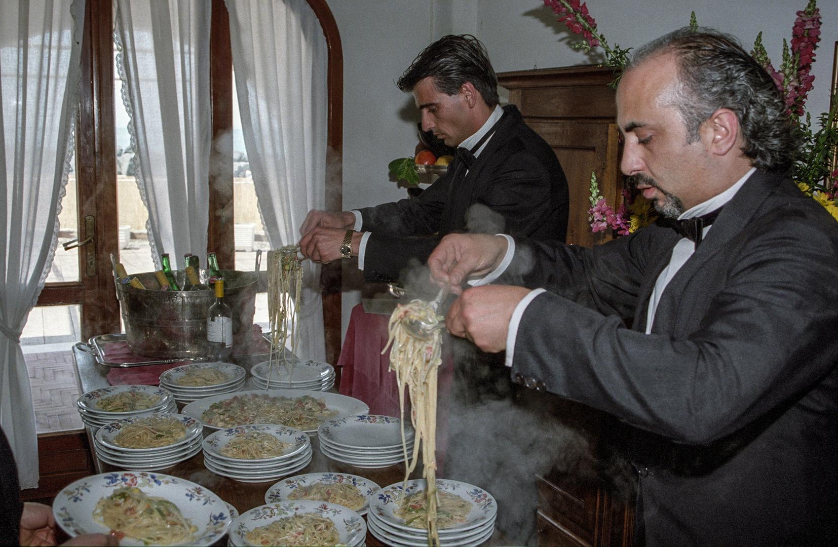 Spaghetti in Italia