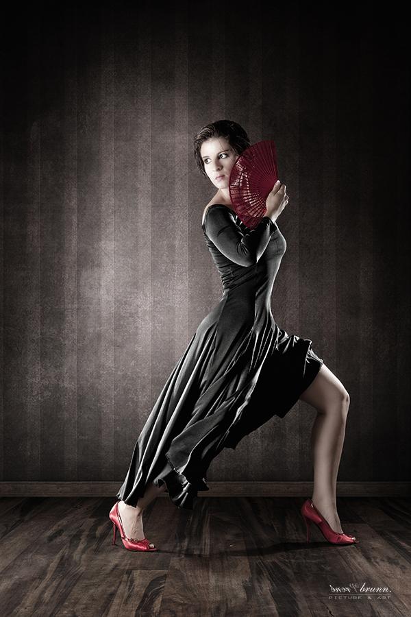 spain dance.