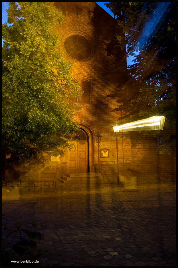 spandow - st. marien-kirche