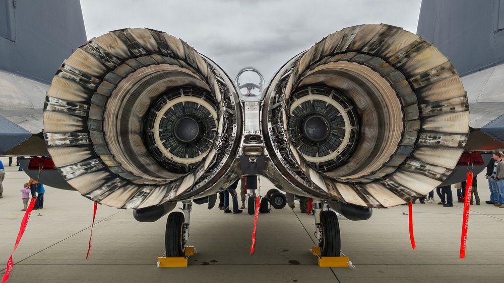 Spangdahlem US AIR BASE - F15