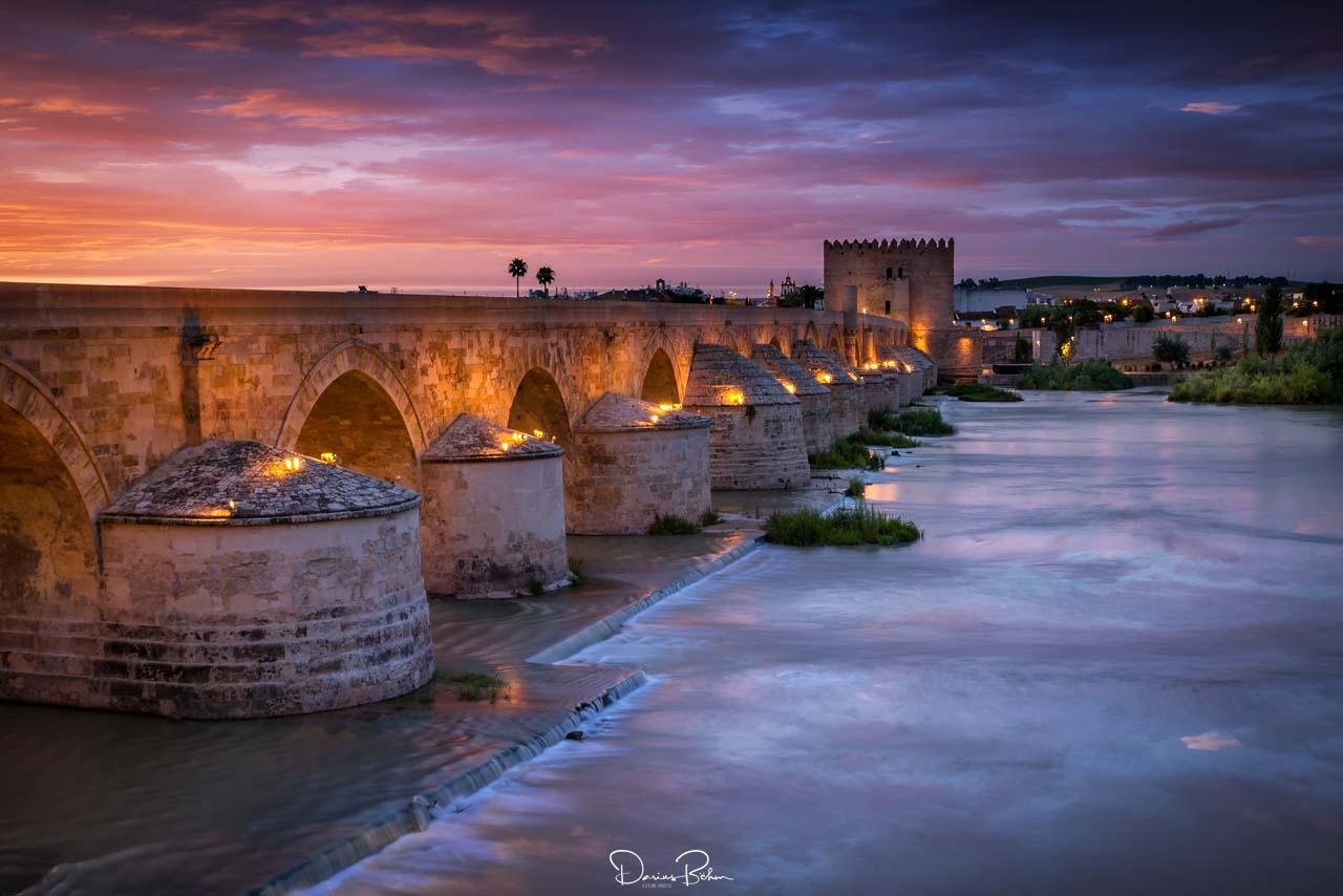 Spanien - Cordoba - die Römische Brücke