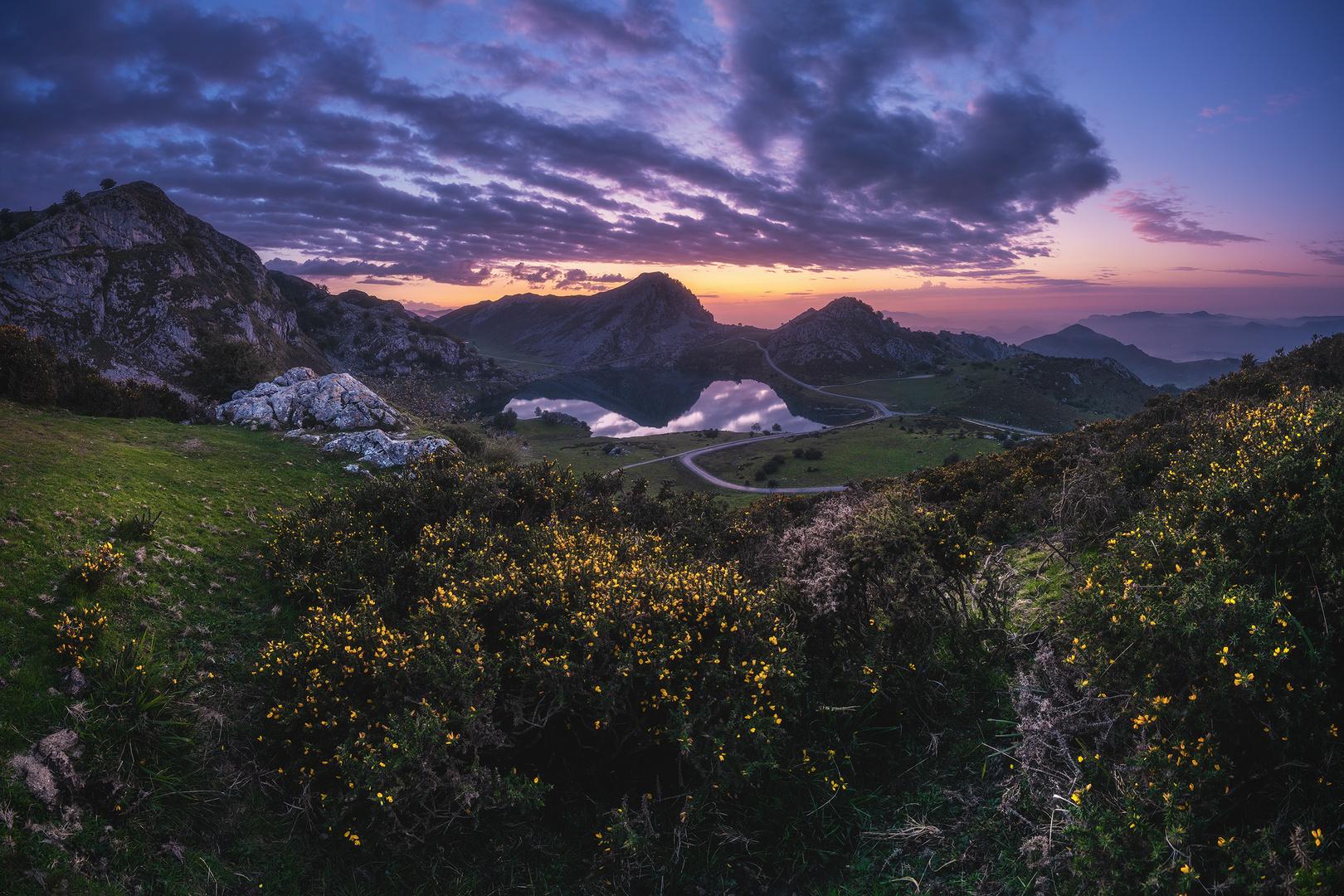 Spanien - Lagos de Covadonga