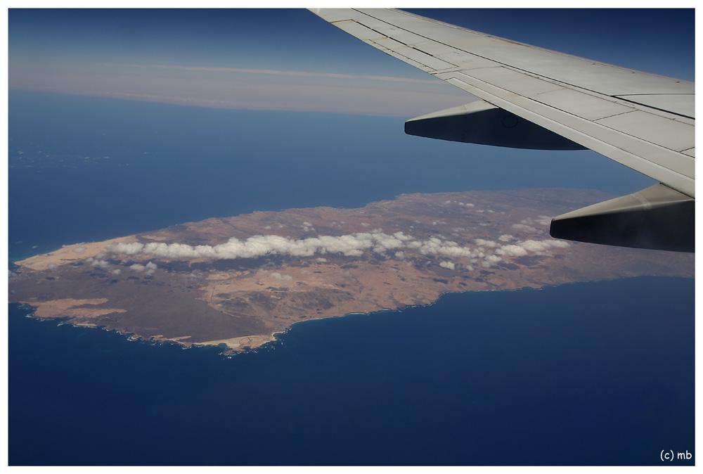 Spanien von oben
