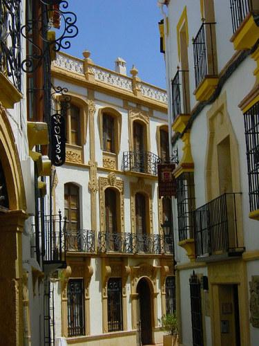 Spanische Gassen