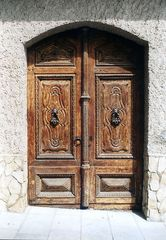 Spanische Tür
