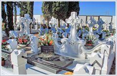 spanischer Friedhof...