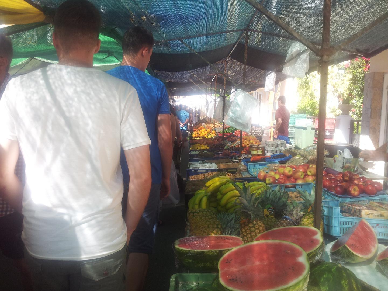Spanischer Markt